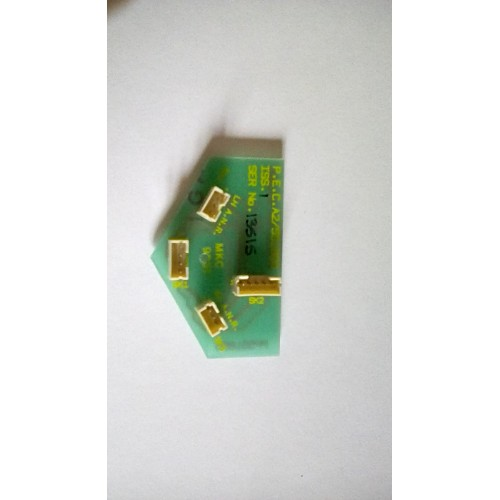 CLANSMAN HEADSET CONNECTION BOARD